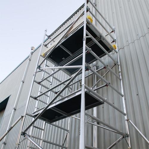 Aluminium Scaffold Tower Hire